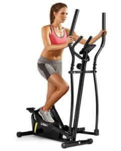 Gymax elliptical machine