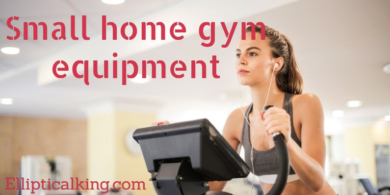 Small home gym equipment