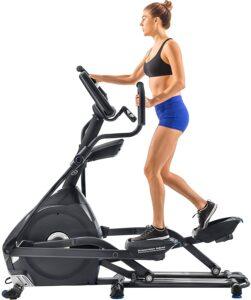 Nautilus elliptical trainer