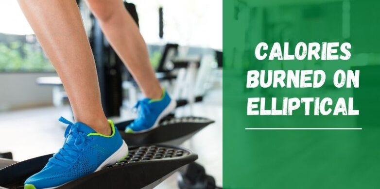 Calories burned on elliptical