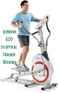schwinn 420 elliptical Trainer