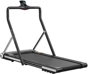 RHYTHM FUN Treadmill Folding Running Treadmill