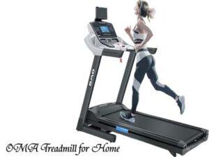 OMA Treadmill for Home